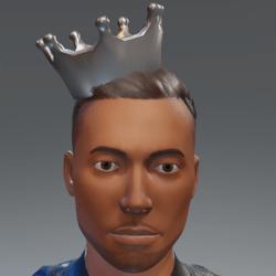 Aluminum Crown♂