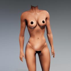 Kismet Body 1B wet (UPDATED) by Apocalypse Bunnies