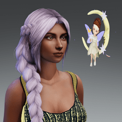 Animated Shoulder Fairy
