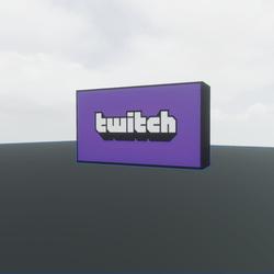 Twitch Button