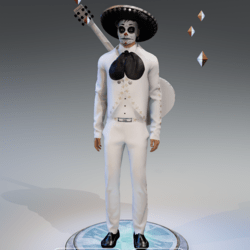 MARIACHI  OUTFIT_ J