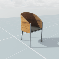 Stylish Dining Chair A