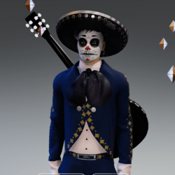 MARIACHI   OUTFIT_ C