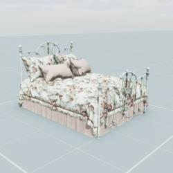 Antique Bed 4.4