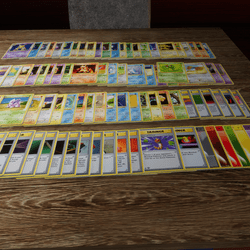 Pokemon TCG Base set