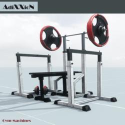 AdiXXioN Gym Body Tone