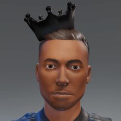 Black Crown♂