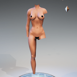 DEMO for Kismet Body 2A by Apocalypse Bunnies