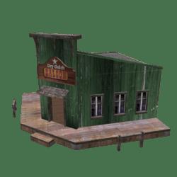 Small Western Saloon
