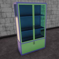 Closet G St4 (interactive)