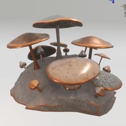 Mushroom Group 1