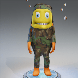 JellyBean - OneZee Camo