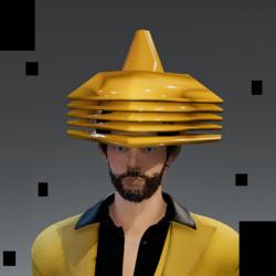 Strange Hat