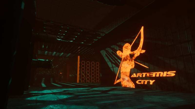 Artemis City