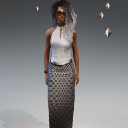 melissa dress 1