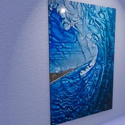 Costal Ocean Artwork