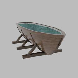 Barchetta Bathtub