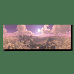 Skybox Purple Haze