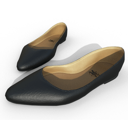 Minaty - Woman Shoes - Black