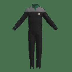 Star Trek DS9 Replica for roleplay GREEN