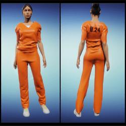 Female_D.24 Prisoner
