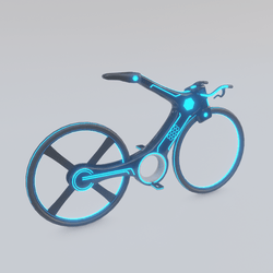 Cyber Bicycle