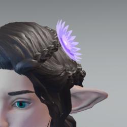 Glowing Void Flower [Glasses slot]