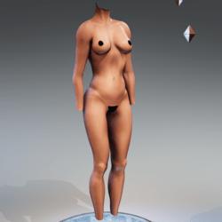 Kismet Body 2B by Apocalypse Bunnies