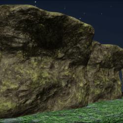 Cliff Set - cliff 3