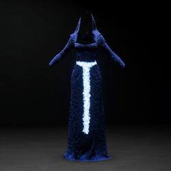Blue High Priestess Costume Ver2