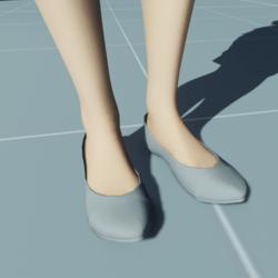 Stylish Classic High Heel Shoes VELVET GREY
