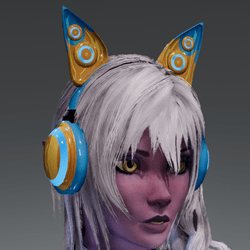 Anubis headphones UA
