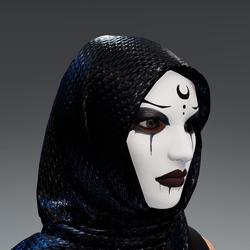 Gothic Venetian Mask