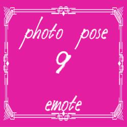 photo pose 9