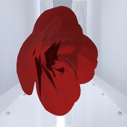 Rose for Hair #4
