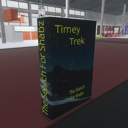 Timey Trek Book (TM)