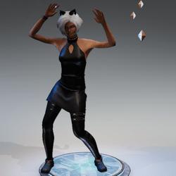 Snake Dance Hip Hop