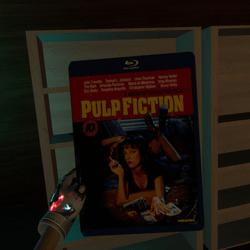 pulp fiction bluray case