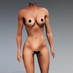 Kismet Body 1A (UPDATED) by Apocalypse Bunnies