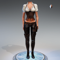 Steampunk Explorer Outfit by Apocalypse Bunnies