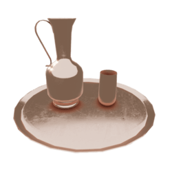 Water Carafe (copper) FP