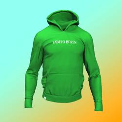 Hoodie FLX Green
