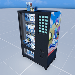 Vendor Machine n1