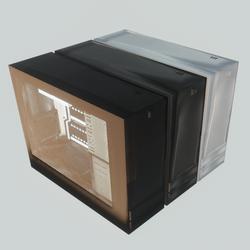 Computer case - classic colors