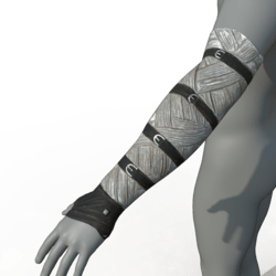 20-034-0044 - Male Arm Bracers