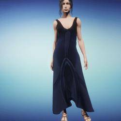 Chrystine Dress