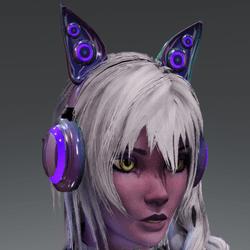 Anubis headphones HOLO-01