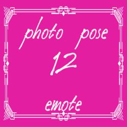 photo pose 12