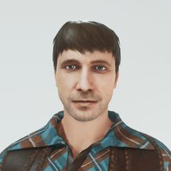 Hans - Male Avatar