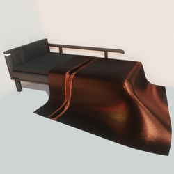 Modern bed - rng
